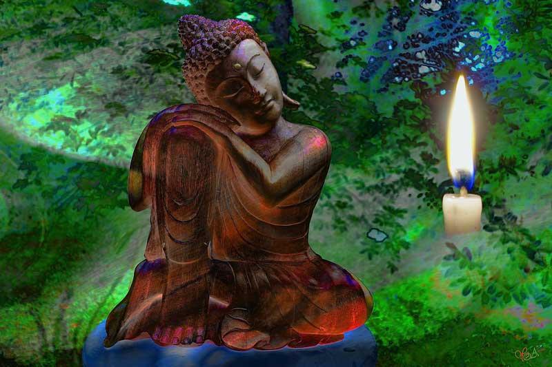 meditation nepal